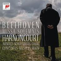 Beethoven Missa Solemnis conducted by Nikolaus Harnoncourt