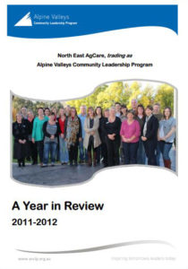 AVCLP Annual Report 2001-2012