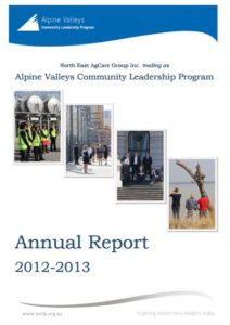 AVCLP Annual Report 2012-2013