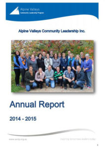 AVCLP Annual Report 2014-2015