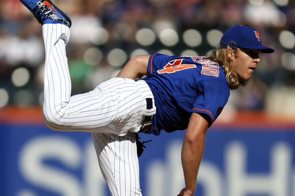 Noah Syndergaard Rumors: Astros, Brewers Are After Mets Ace