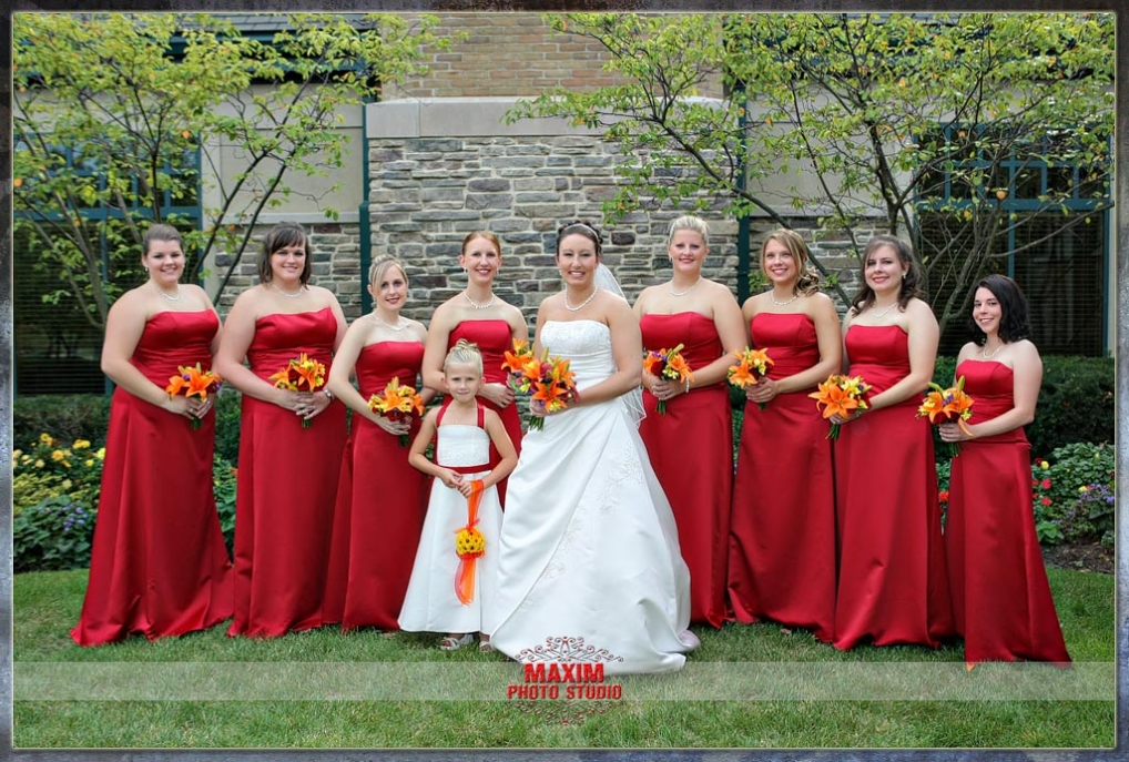 Columbus Wedding Photographers Bride