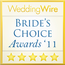 Wedding Wire Bridal Choice Award 2011