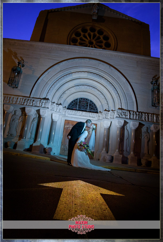 St. Theresa of Avila Church, Cincinnati Wedding image