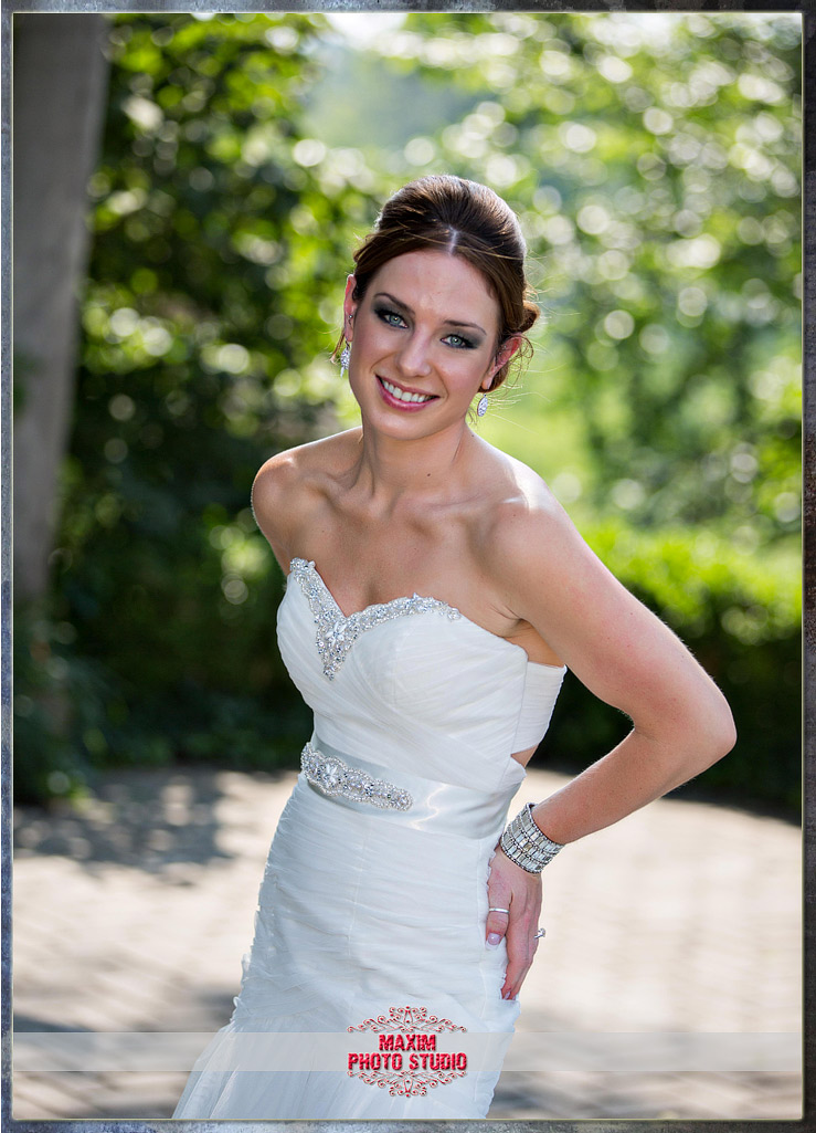 cincinnati wedding at Ault Park