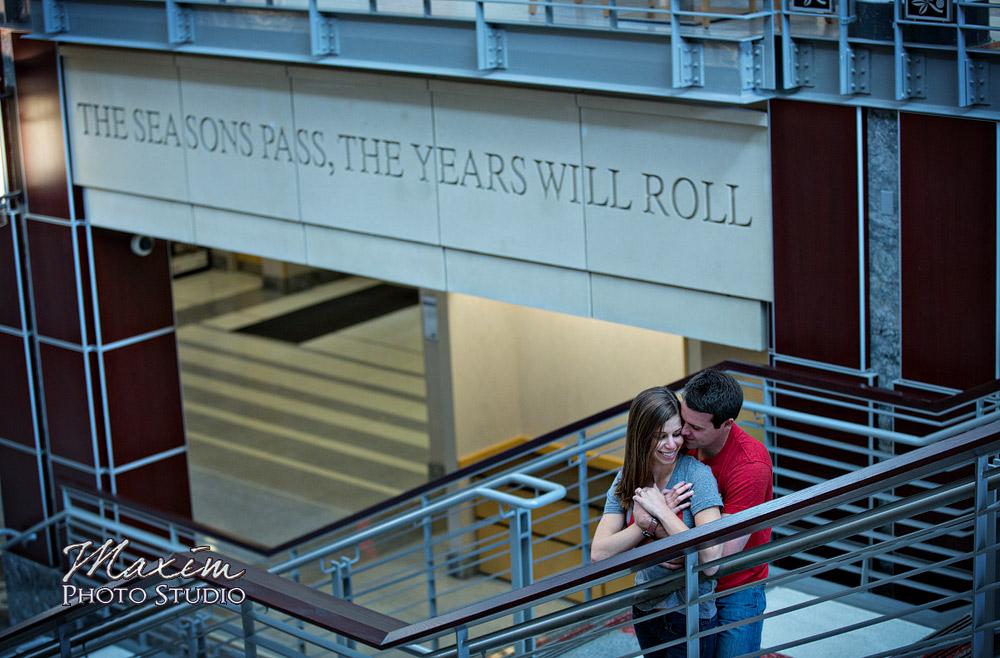 Ohio State University Engagement