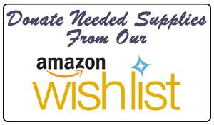 Donate from our Amazon Wish List