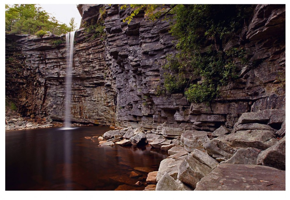 New Paltz, Awosting Falls - Photo by Danny Wild (10)