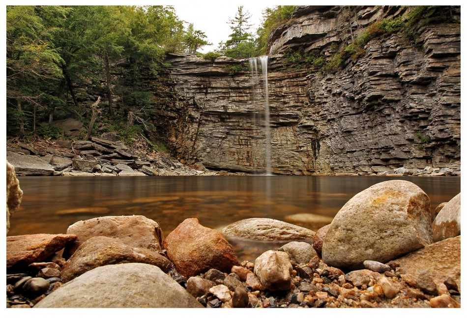New Paltz, Awosting Falls - Photo by Danny Wild (12)