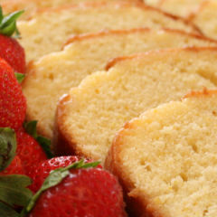 The Most Amazing Pound Cake Ever!