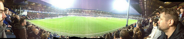 Loftus Road QPR football ground (London 2014) by Paul Arps - Flickr Creative Commons.
