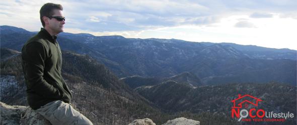 Greyrock Hike in February 2013