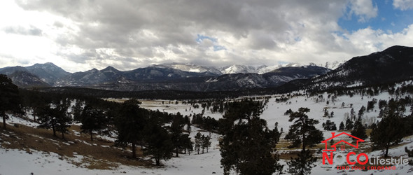 Winter Day Trip to Rocky Mountain National Park