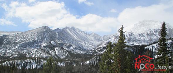 Hike to Nymph Lake, Dream Lake, and Emerald Lake from Bear Lake Trailhead