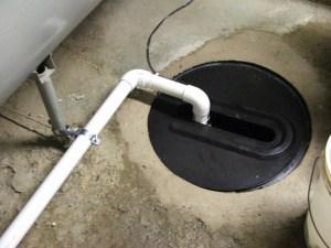 Sump Pump Installation System