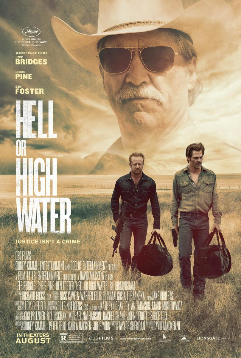ENEMIGO DE TODOS - Hell or High Water - Pelicula Online