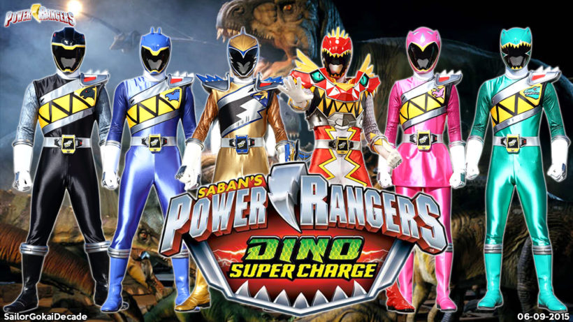 Power Rangers Dino Charge - Serie de TV Online