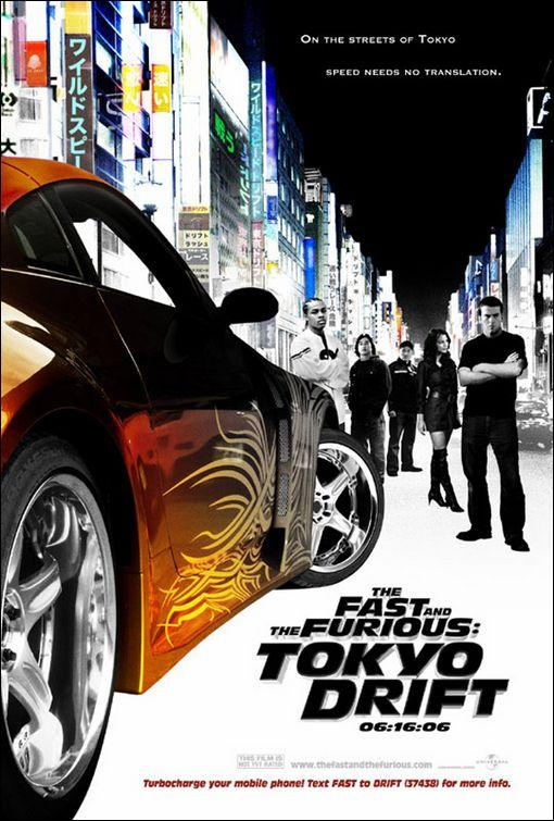 RAPIDO Y FURIOSO 3 - The Fast and the Furious: Tokyo Drift - Pelicula Online