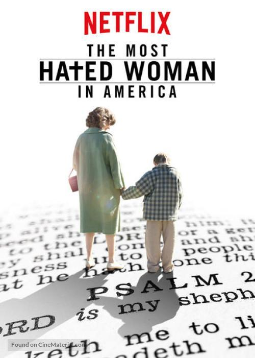La mujer más odiada de Estados Unidos - The Most Hated Woman in America - Pelicula Online