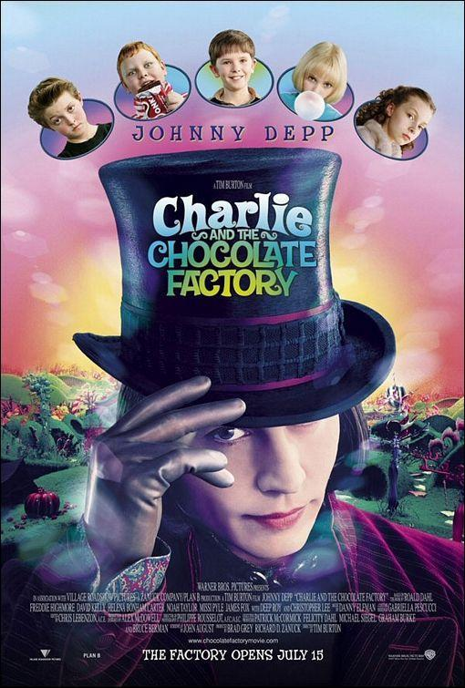 Charlie y la fábrica de chocolate - Charlie and the Chocolate Factory