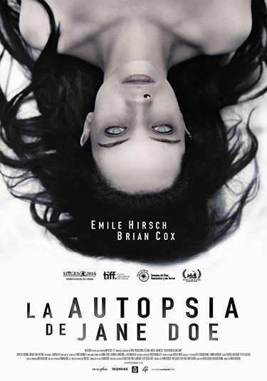La morgue - The Autopsy of Jane Doe - Pelicula Online