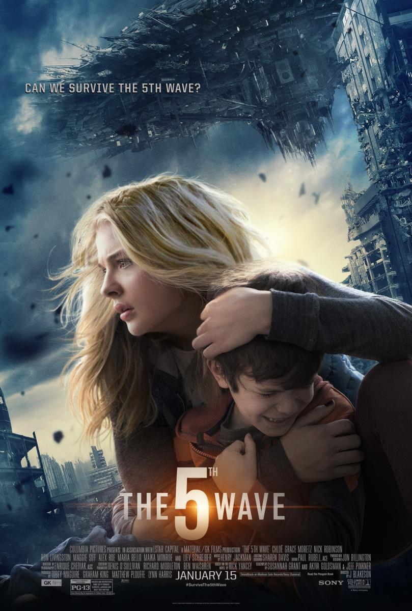 La quinta ola - The Fifth Wave (The 5th Wave) - Pelicula Online
