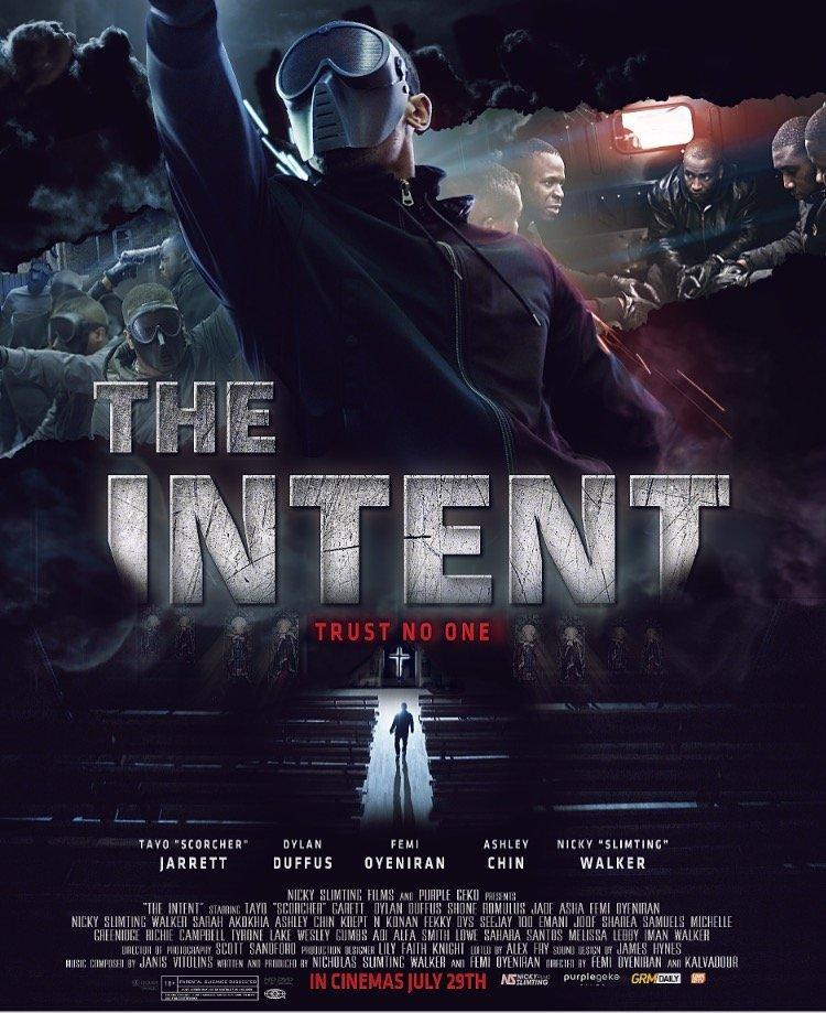 The Intent - pelicula online