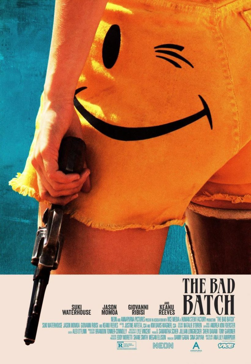 The Bad Batch - pelicula online