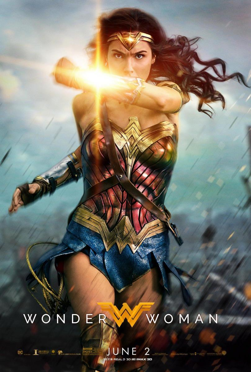 Wonder Woman - Pelicula Online