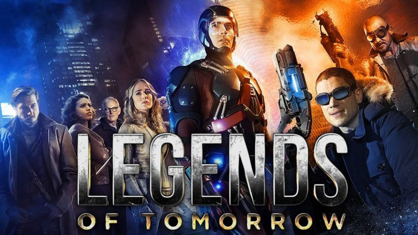 Leyendas del Mañana de DC - Legends of Tomorrow