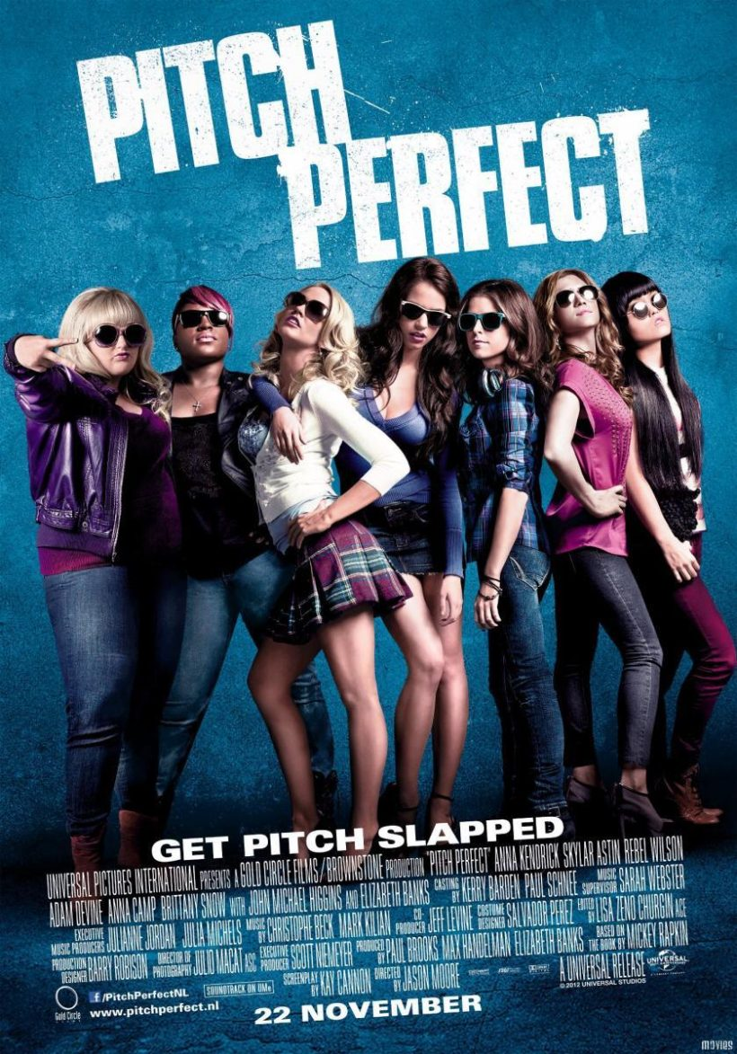 Notas perfectas - Pitch Perfect