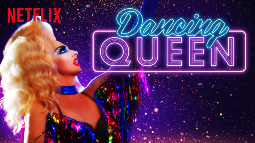DANCING QUEEN - TEMPORADA 01 - netflix