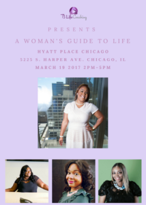 A Woman's Guide to Life @ Hyatt Hyde Park