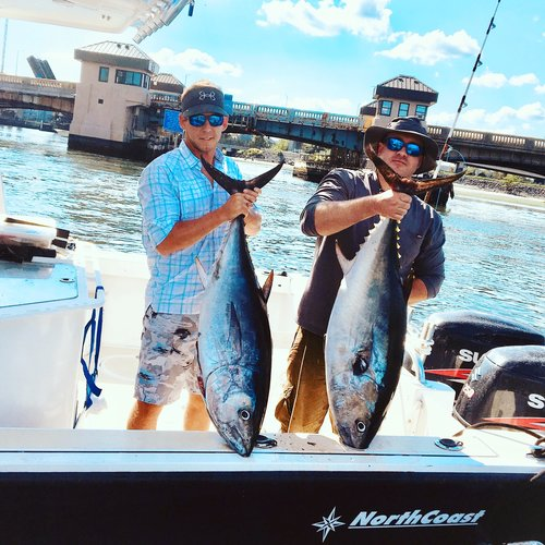 Yellowfin tuna is a smart seafood choice