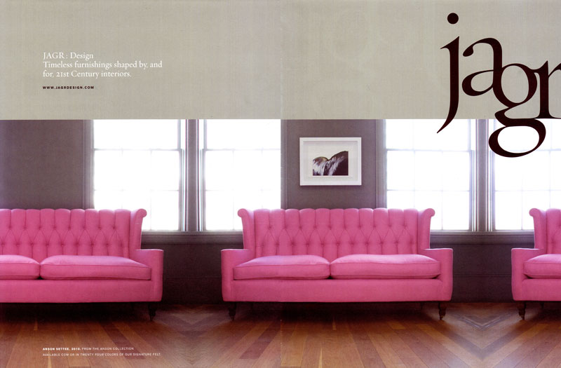 featured: Clare in a custom pink color