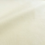 Theo | Salt - White Corduroy Fabric