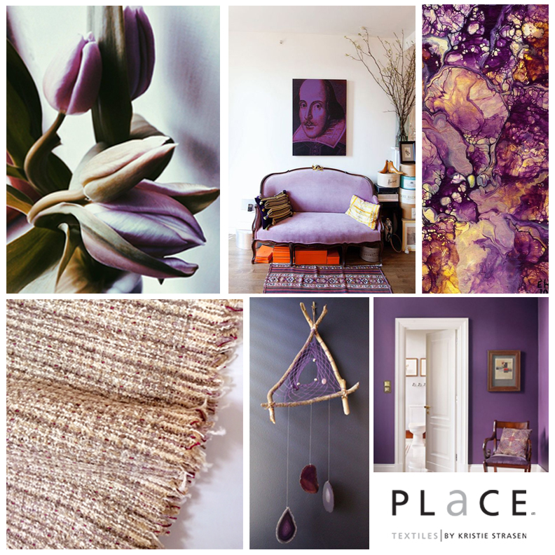 A touch of Violet