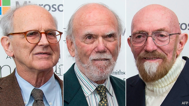 The Nobel physics prize goes to the spotters of gravity waves