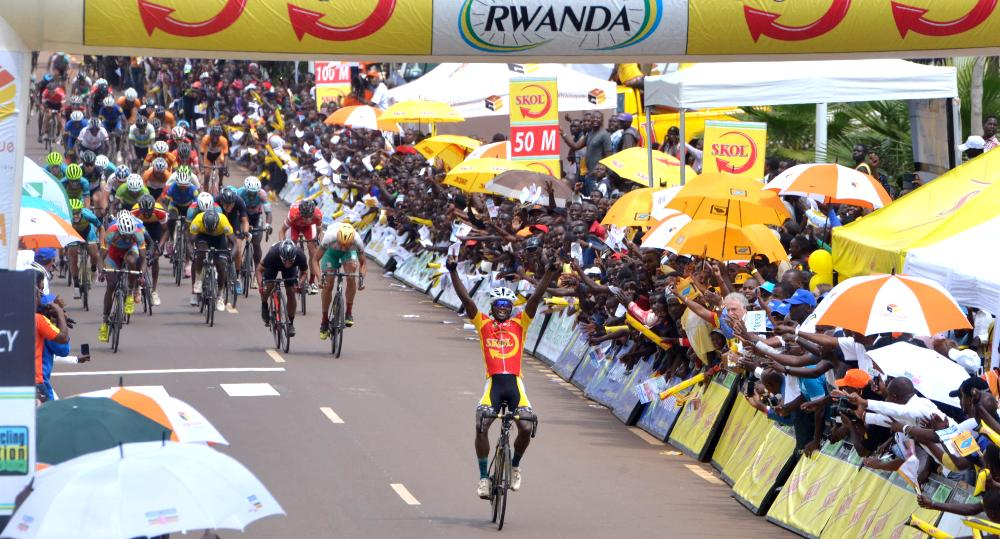 Tour du Rwanda: Stage Five- Nyamata- Rwamagana