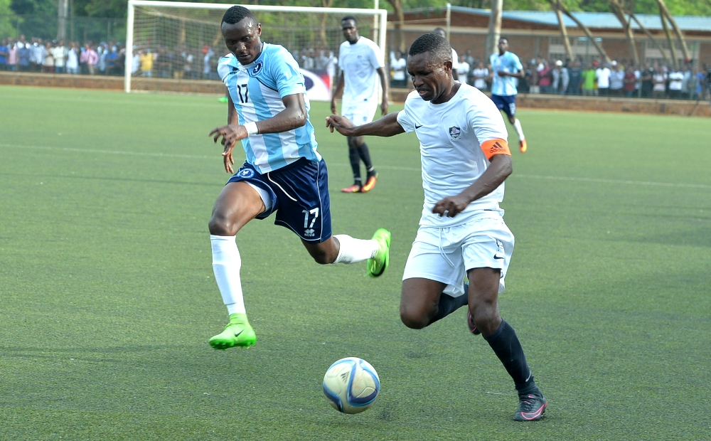 Police FC equalizes with APR FC for the fourth consecutive time