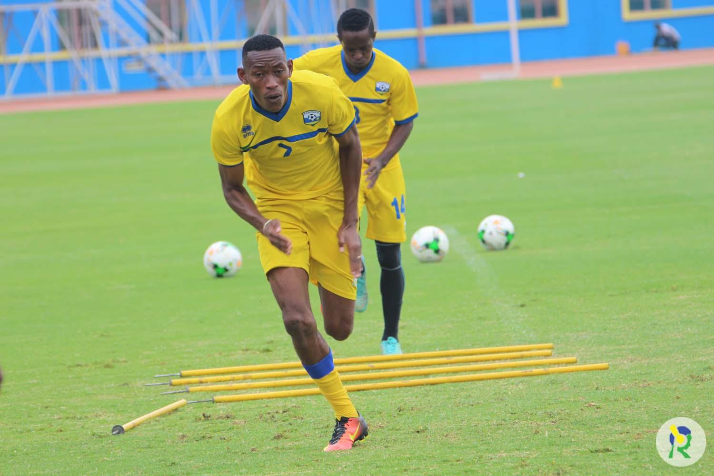 Mugiraneza set for APR return