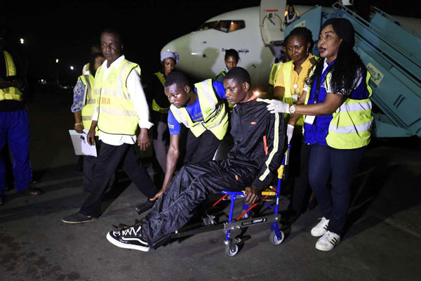 Tale of returnees from the Libyan slave market