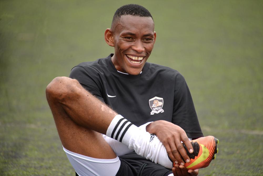 Former Gor Mahia midfielder Mugiraneza 'Migi' signed for APR FC
