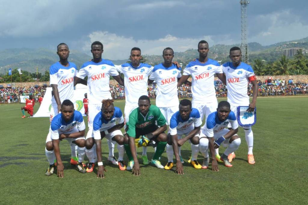 CAF  to investigate Rayon Sport's alleged corruption it committed in Burundi
