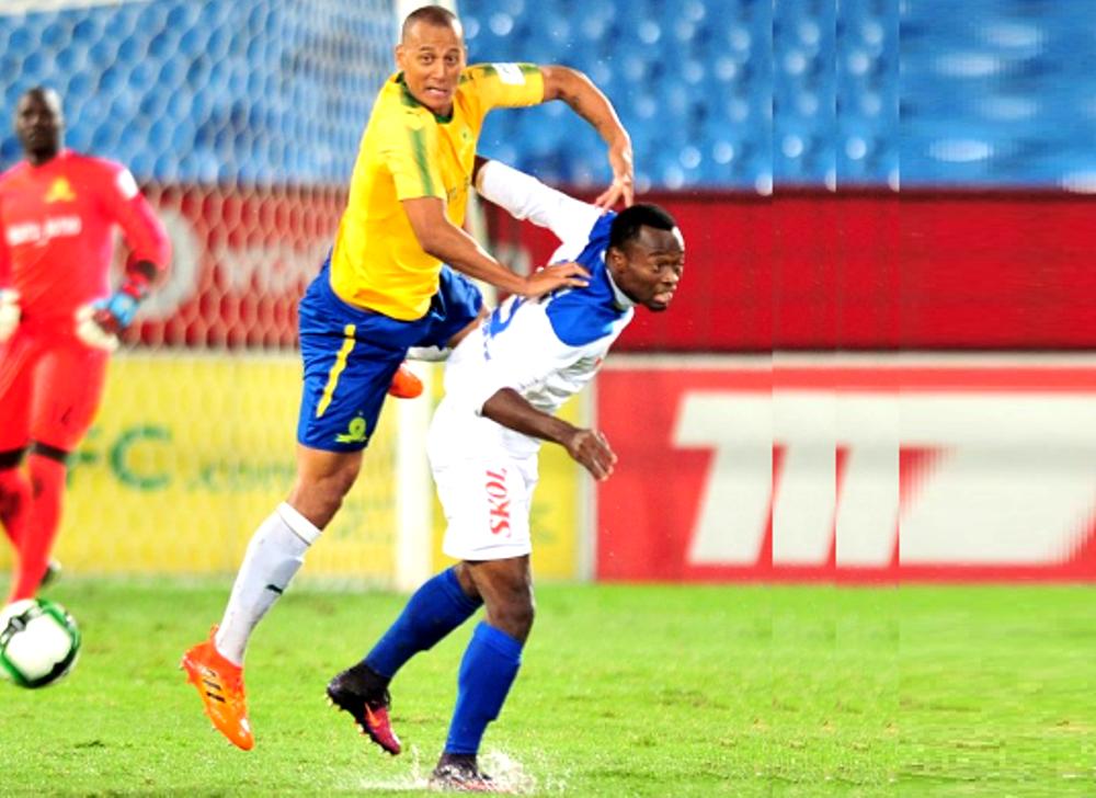 Photos: Mamelodi Sundowns defeats Rayon Sports FC with 2-0