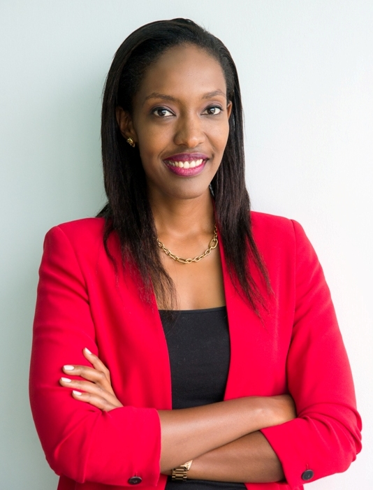 Ms Rugwizangoga appointed as the CEO of 'Volkswagen Mobility Solutions Rwanda'