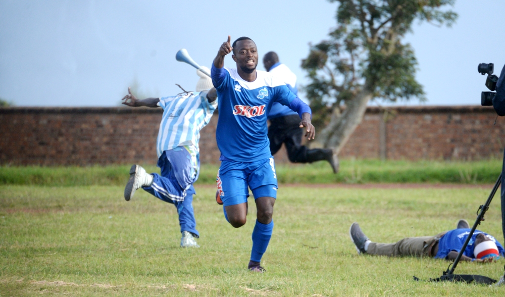Rayon Sports defeats the Gicumbi FC with 1-0
