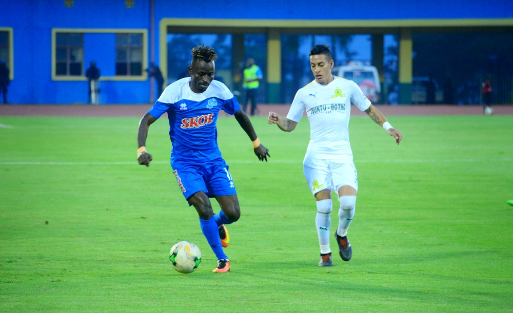 Rayon Sports equalizes with South African Mamelodi Sundowns with 0-0