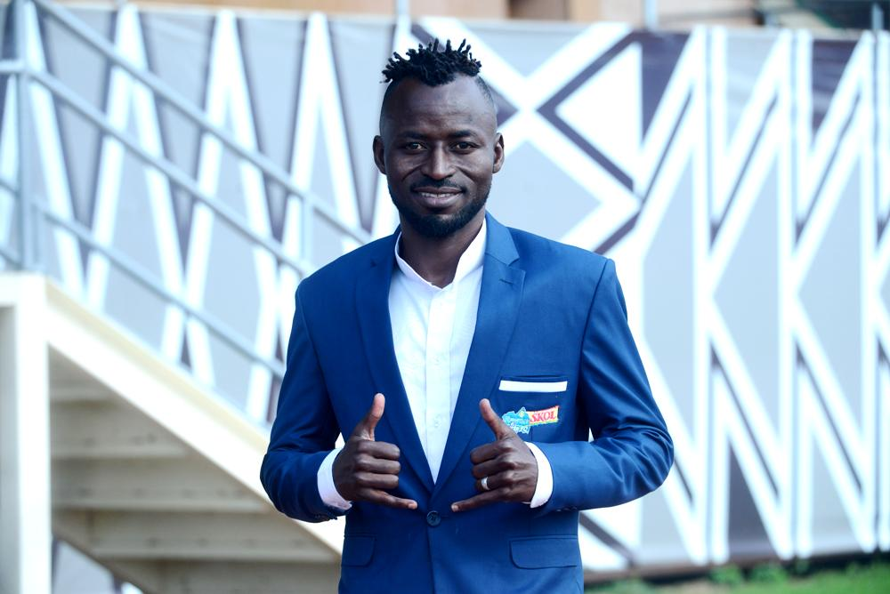 The Rayon Sport striker Hussein Tchabalala joined a S.African team