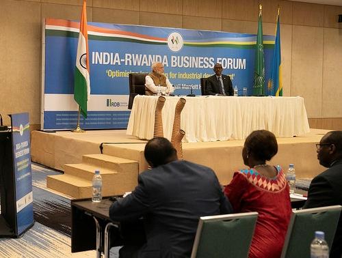 RDB organizes India-Rwanda Business Forum